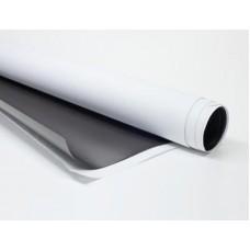 Магнитный винил, без покрытия и клеевого слоя, толщина 0,4 мм