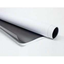 Магнитный винил без покрытия, толщина 0,4 мм, за 1 м.п.