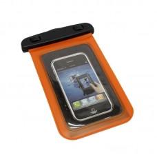 Оранжевый водонепроницаемый чехол для смартфонов, телефонов, документов