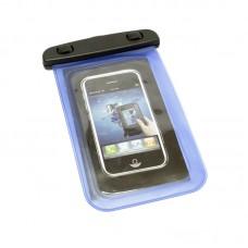 Фиолетовый водонепроницаемый чехол для смартфонов, телефонов, документов