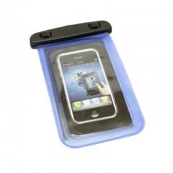 Водонепроницаемый чехол для смартфонов, телефонов, документов. Цвет фиолетовый