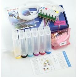 СНПЧ для принтера Epson Stylus Photo P50, картриджная