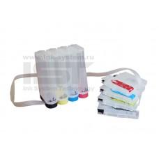 Система непрерывной подачи чернил для установки в струйные принтеры и МФУ Brother