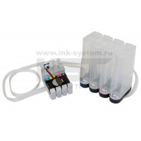 СНПЧ для принтеров Epson Expression Home XP-33, XP-103, XP-203, XP-207, XP-303, XP-306, XP-403, XP-406