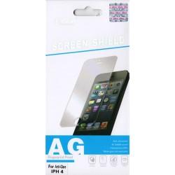 Защитная пленка для экрана смартфона IPhone 4 / 4S, матовая
