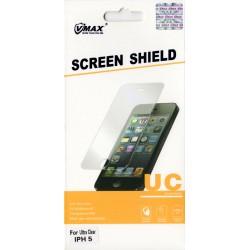Защитная пленка для экрана смартфона IPhone 5 / 5S, глянцевая