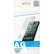 Матовая пленка для защиты стекла смартфона IPhone 5 / 5S