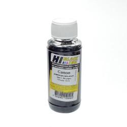 Чернила Hi-Black для любых принтеров Canon, Black, пигментные, 100 мл