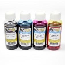 Комплект совместимых универсальных чернил Hi-Black для любых принтеров HP