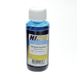 Чернила Hi-Black для любых принтеров HP, cyan, водорастворимые, 100 мл