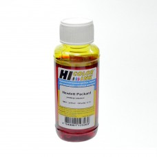 Универсальные жёлтые водорастворимые чернила Hi-Black для любых принтеров HP