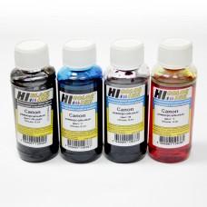 Комплект совместимых универсальных чернил Hi-Black для любых принтеров Canon