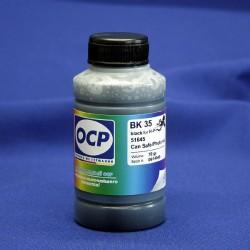Чернила OCP для Canon / HP; BK 35, black (псевдопигмент); 70 гр.