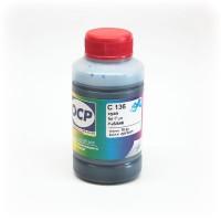 Чернила OCP для Canon Pixma IP2840, MG2440, MG2540, MG2940, MX494; C136, CYAN, 70 гр.
