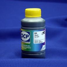 Совместимые фото-черные (photo black) чернила OCP для струйных принтеров и МФУ с картриджами HP 178. Фасовка 70 гр.