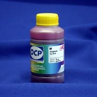 Чернила OCP M143 для HP с картриджами HP 178, 920, 901, 121, 670; пурпурные (magenta), 70 гр.