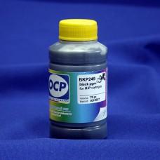 Совместимые черные (black) чернила OCP для принтеров с картриджами HP 10, 21, 27, 56, 58, 121, 129, 130, 131, 132, 140, 178, 920, 901, 655. Фасовка 70 гр.