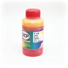 Совместимые жёлтые (yellow) чернила OCP для Canon Pixma IP2840, MG2440, MG2540, MG2940, MX494