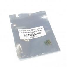 Чип для лазерного картриджа HP Q6003A (№124A), magenta