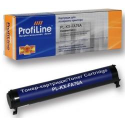 Картридж для лазерного принтера Panasonic KX-FA76A / KX-FA78A; Profiline, совместимый, 2000 копий