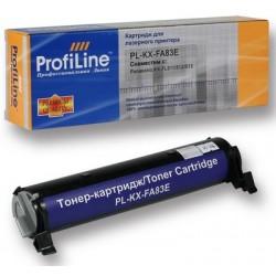Картридж для лазерного принтера Panasonic KX-FA83; Profiline, совместимый, 2500 копий