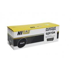 Совместимый картридж Q2612A для лазерных принтеров HP (Hi-Black Toner)