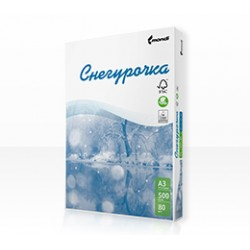 "Бумага ""Снегурочка""; А4, 80 г/м², 500 листов"