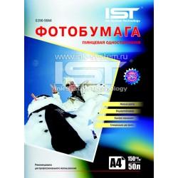 Фотобумага для струйных принтеров IST, глянцевая A4, 150 (50 листов)