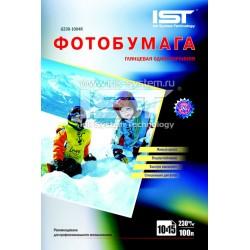 Фотобумага для струйных принтеров IST, глянцевая 4R (102x152), 230 (500 листов)