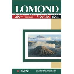 Фотобумага для струйных принтеров Lomond (0102035), односторонняя, глянцевая , A6, 230 (50 листов)