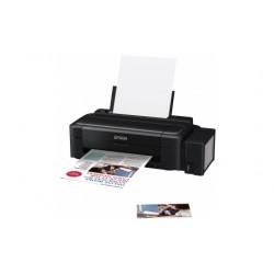Струйный принтер EPSON L120, 4 цвета, встроенная СНПЧ