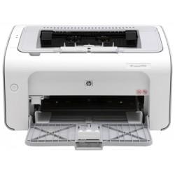 Лазерный принтер HP LaserJet Pro P1102S, A4, черно-белый