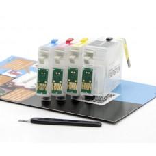 ПЗК Bursten Nano 2 для Epson TX106, TX109, T26, TХ119, CX4300