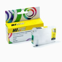 Перезаправляемый картридж Epson T1294 HI-Black, Yellow