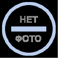 Двухслойная белая мужская футболка для перевода изображения методом сублимации и термопереноса